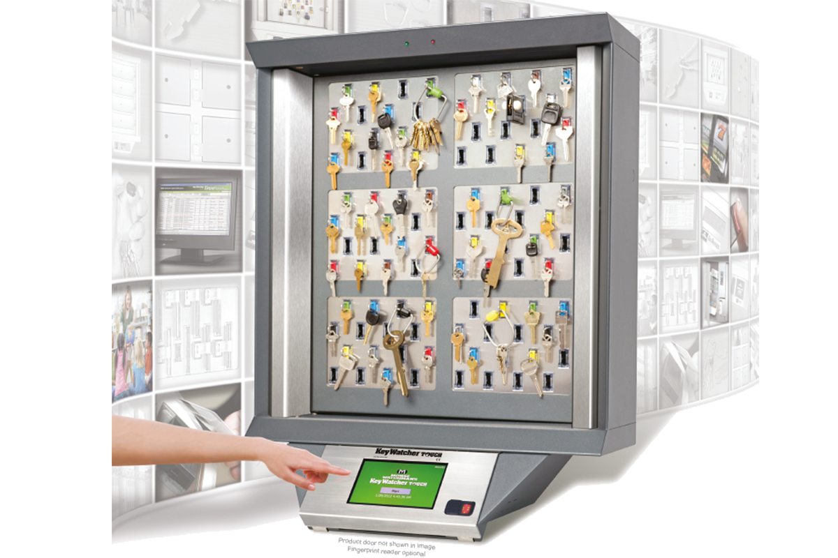 KeyWatcher® - Electronic key cabinet