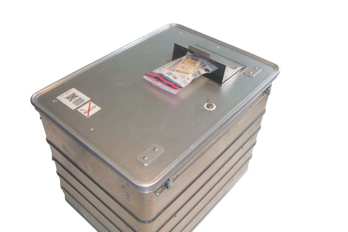 VTB - Valuables Transport Box