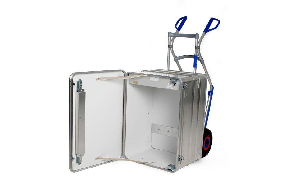 VTR - Valuables Transport Trolley